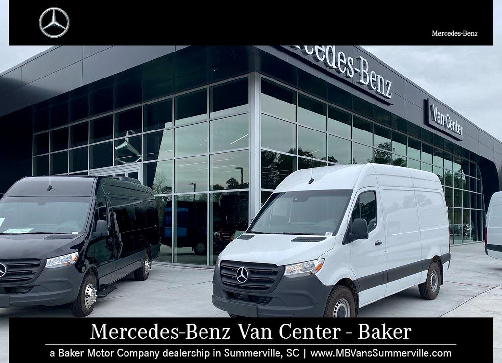 2020 Mercedes-Benz Sprinter 2500 4x2, Empty Cargo Van #MV0014 - photo 1
