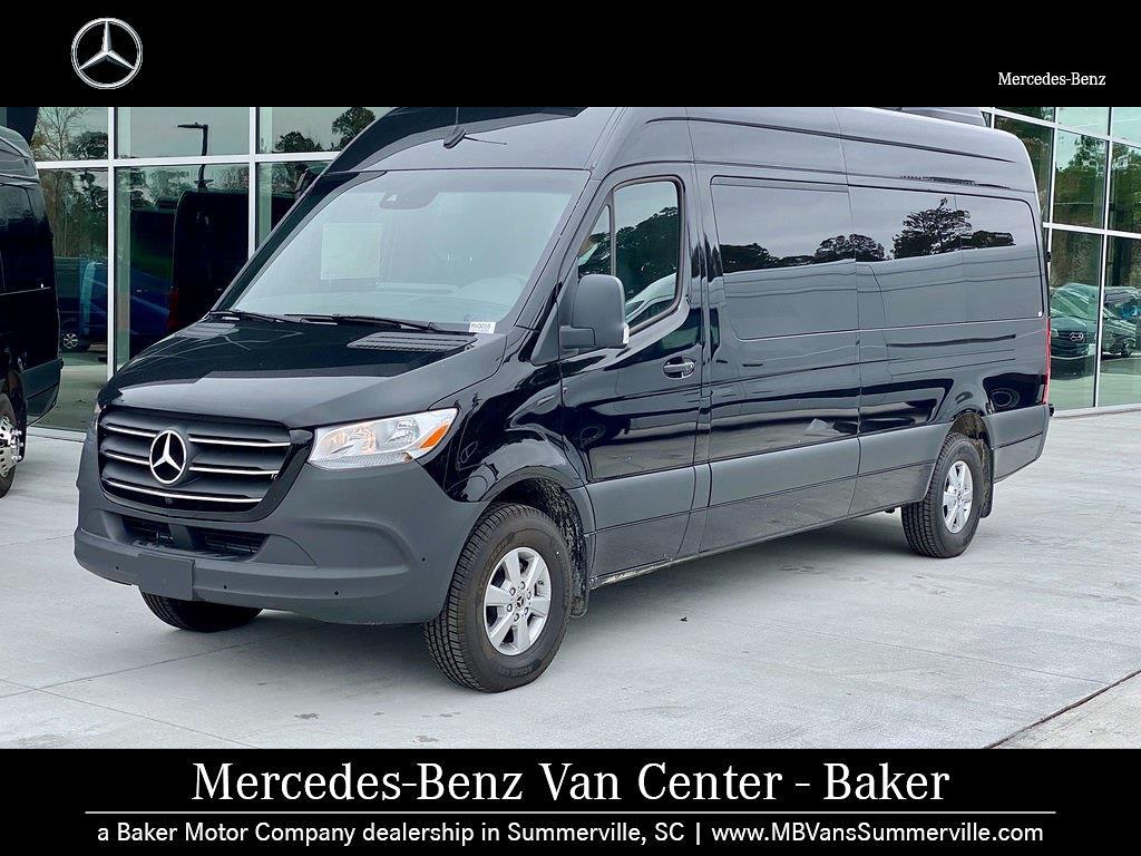 2020 Mercedes-Benz Sprinter 2500 High Roof 4x2, Passenger Van #MV0016 - photo 1
