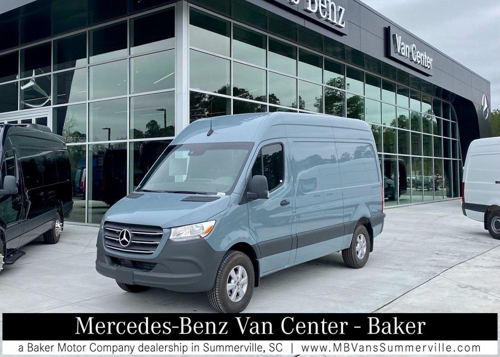 2020 Mercedes-Benz Sprinter 2500 Standard Roof 4x2, Empty Cargo Van #MV0017 - photo 1