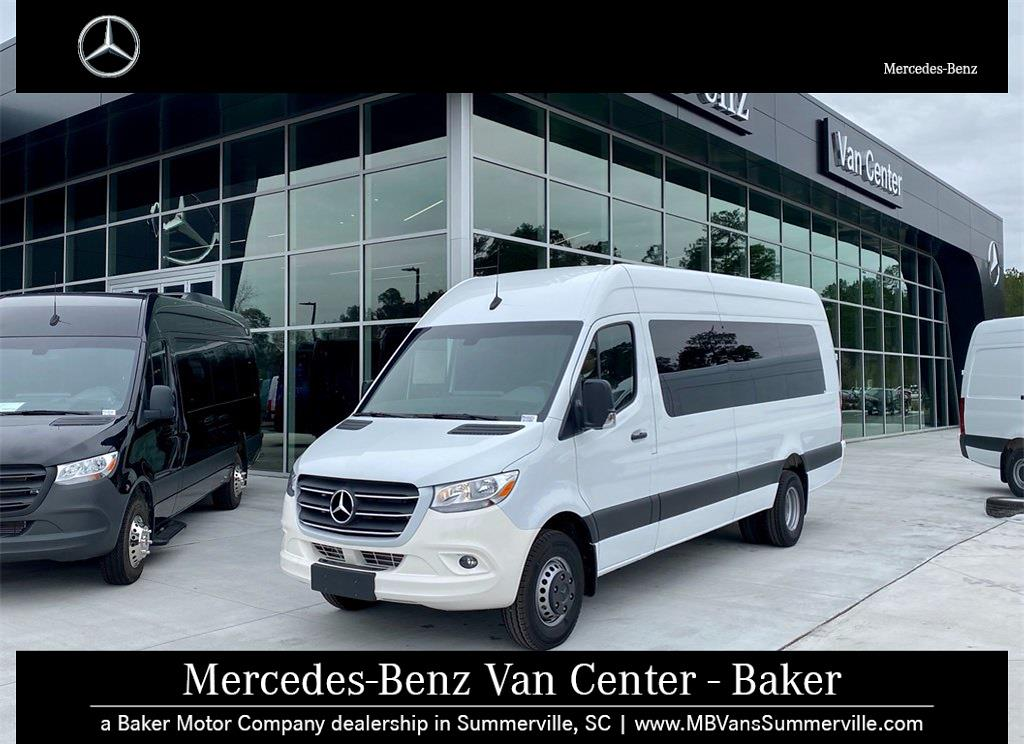 2020 Mercedes-Benz Sprinter 3500XD High Roof DRW 4x2, Empty Cargo Van #MV0023 - photo 1