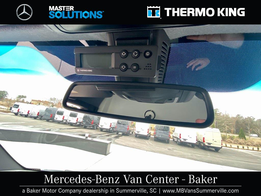 2020 Mercedes-Benz Sprinter 2500 4x2, Thermo King Direct-Drive Refrigerated Body #MV0027 - photo 13