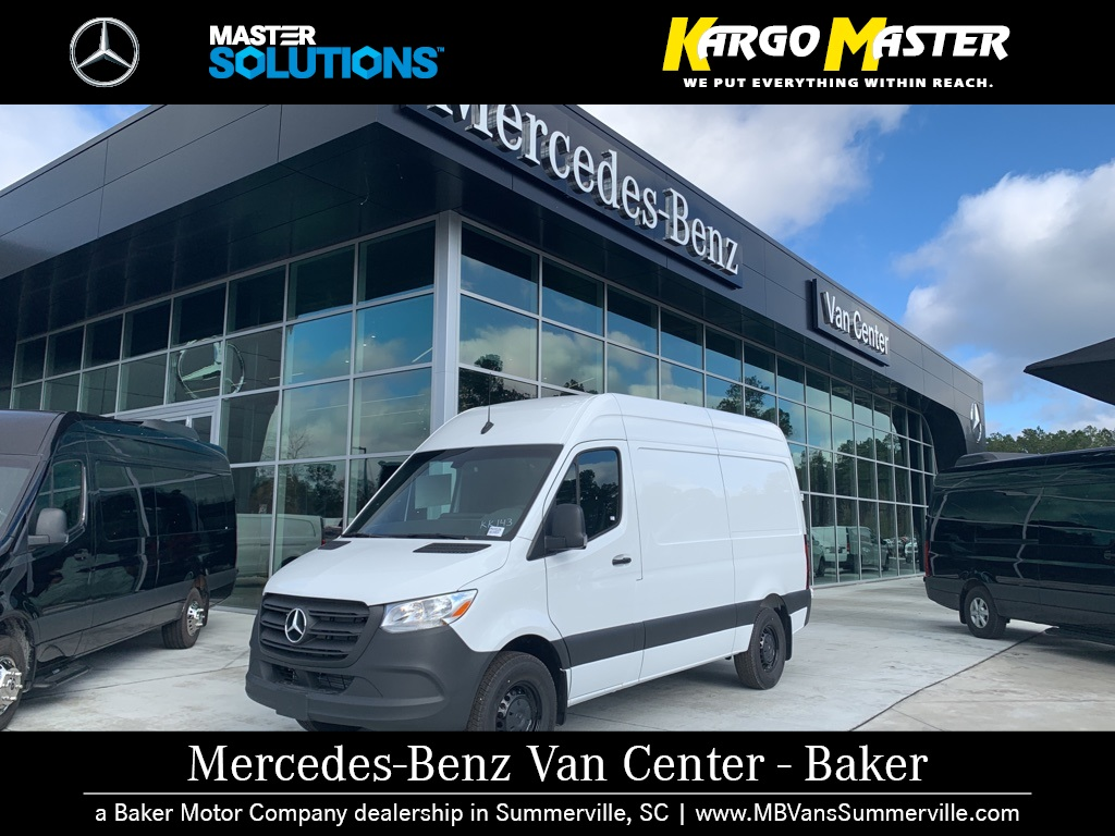 2020 Mercedes-Benz Sprinter 2500 Standard Roof 4x2, Kargo Master Upfitted Cargo Van #MV0028 - photo 1