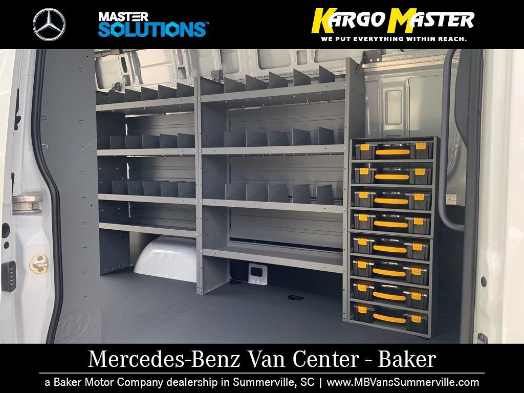 2020 Mercedes-Benz Sprinter 2500 Standard Roof 4x2, Kargo Master Upfitted Cargo Van #MV0028 - photo 1
