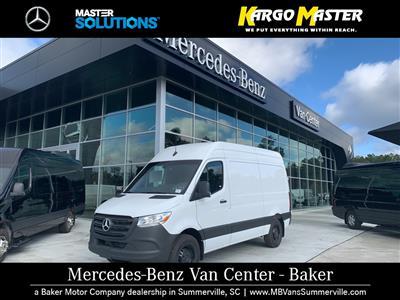 2020 Mercedes-Benz Sprinter 2500 Standard Roof 4x2, Kargo Master Plumbing Upfitted Cargo Van #MV0028 - photo 1