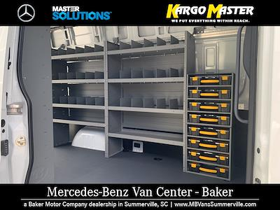 2020 Mercedes-Benz Sprinter 2500 Standard Roof 4x2, Kargo Master Plumbing Upfitted Cargo Van #MV0028 - photo 2