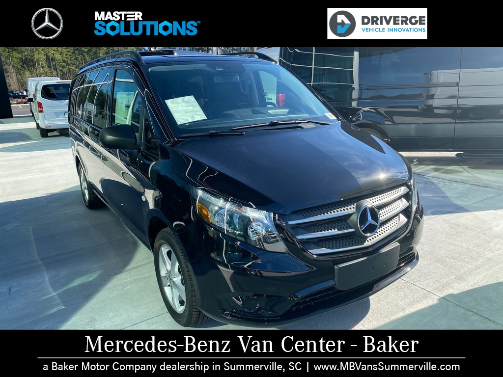 2020 Mercedes-Benz Metris 4x2, Metris 7 Passenger WAV #MV0029 - photo 1