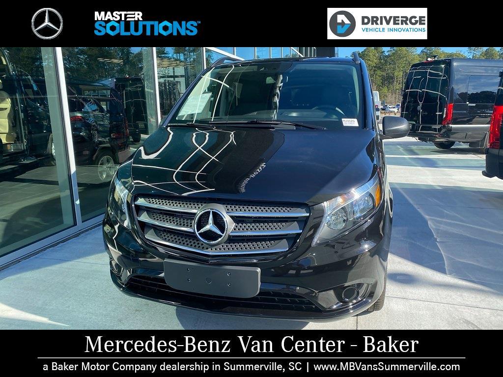 2020 Mercedes-Benz Metris 4x2, Metris 7 Passenger WAV #MV0029 - photo 1