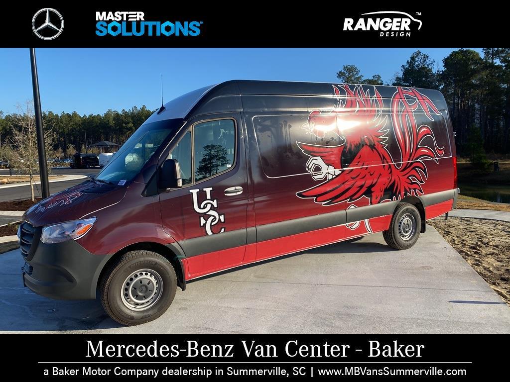 2020 Mercedes-Benz Sprinter 2500 4x2, Ranger Design Electrician Upfitted Cargo Van #MV0030 - photo 13