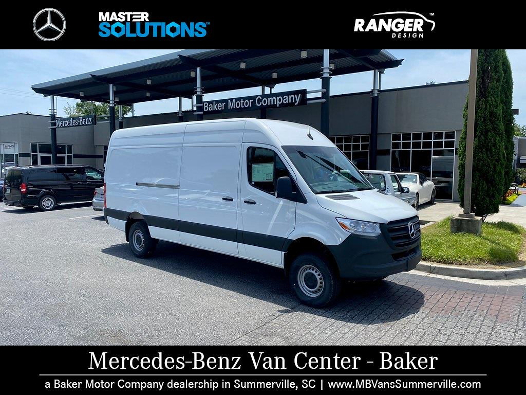 2020 Mercedes-Benz Sprinter 2500 4x2, Ranger Design Upfitted Cargo Van #MV0030 - photo 1