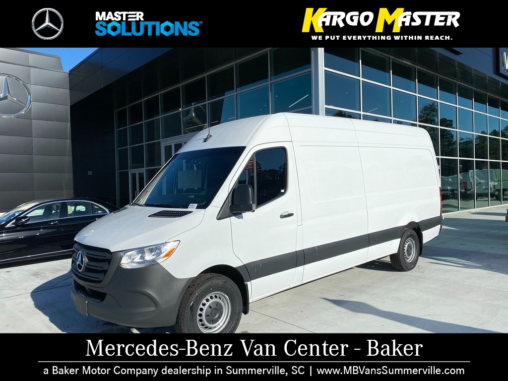 2020 Mercedes-Benz Sprinter 2500 High Roof 4x2, Kargo Master Upfitted Cargo Van #MV0031 - photo 1