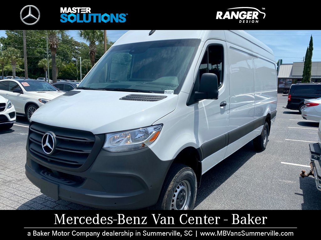 2020 Mercedes-Benz Sprinter 2500 High Roof 4x2, Ranger Design Upfitted Cargo Van #MV0033 - photo 1