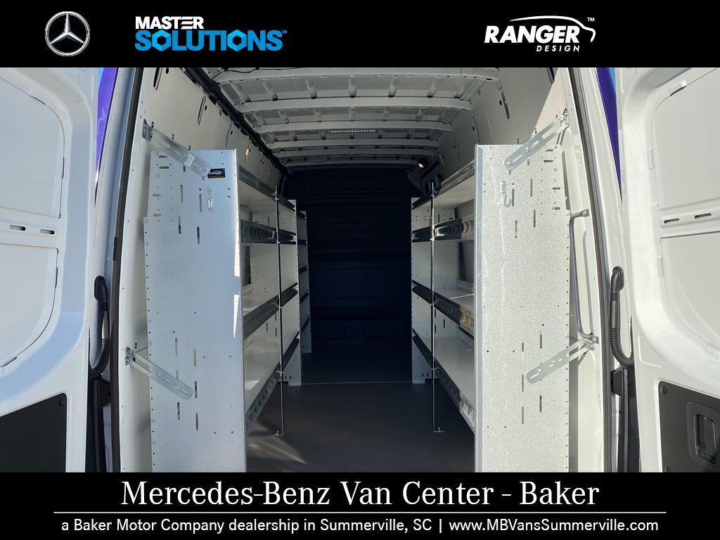 2020 Mercedes-Benz Sprinter 2500 High Roof 4x2, Ranger Design Contractor Upfitted Cargo Van #MV0033 - photo 8