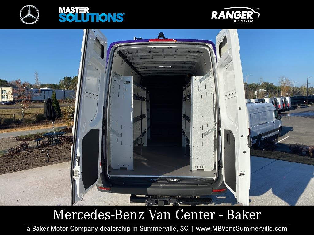2020 Mercedes-Benz Sprinter 2500 High Roof 4x2, Ranger Design Contractor Upfitted Cargo Van #MV0033 - photo 22