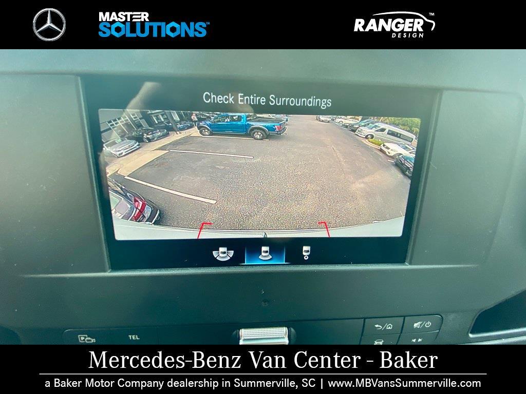 2020 Mercedes-Benz Sprinter 2500 High Roof 4x2, Ranger Design Contractor Upfitted Cargo Van #MV0033 - photo 5