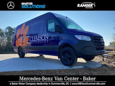 2020 Mercedes-Benz Sprinter 2500 High Roof 4x2, Ranger Design Contractor Upfitted Cargo Van #MV0033 - photo 10