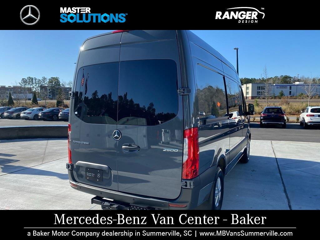 2020 Mercedes-Benz Sprinter 2500 4x2, Crew Van #MV0037 - photo 16