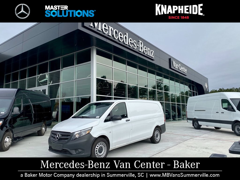 2020 Mercedes-Benz Metris 4x2, Knapheide Upfitted Cargo Van #MV0038 - photo 1