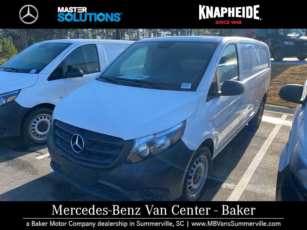 2020 Mercedes-Benz Metris 4x2, Knapheide Pro-Series Upfitted Cargo Van #MV0038 - photo 5