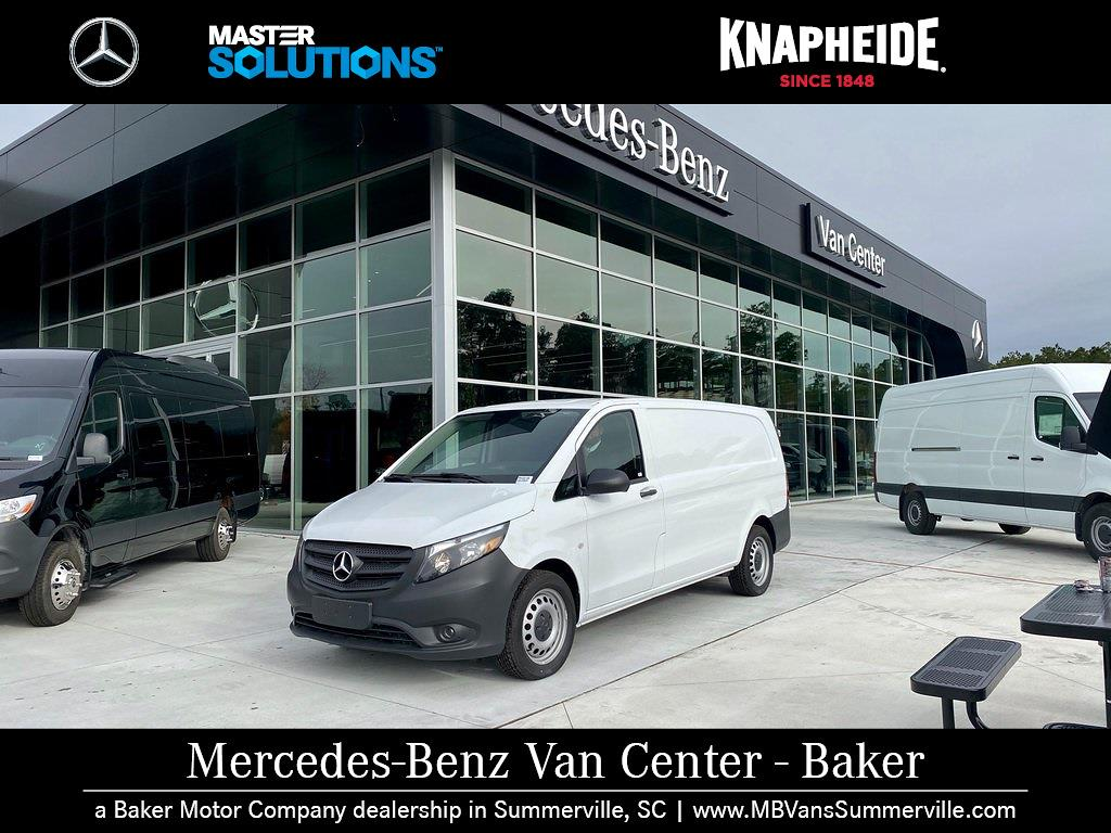 2020 Mercedes-Benz Metris 4x2, Empty Cargo Van #MV0039 - photo 1
