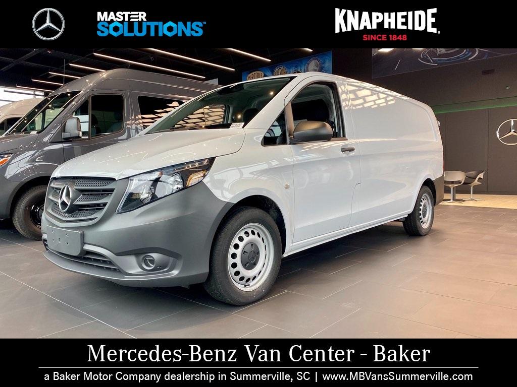 2020 Mercedes-Benz Metris 4x2, Knapheide Upfitted Cargo Van #MV0040 - photo 1
