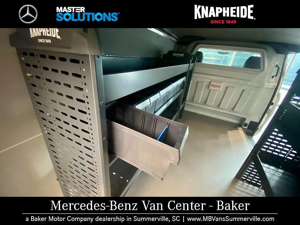2020 Mercedes-Benz Metris 4x2, Knapheide Pro-Series Upfitted Cargo Van #MV0040 - photo 10
