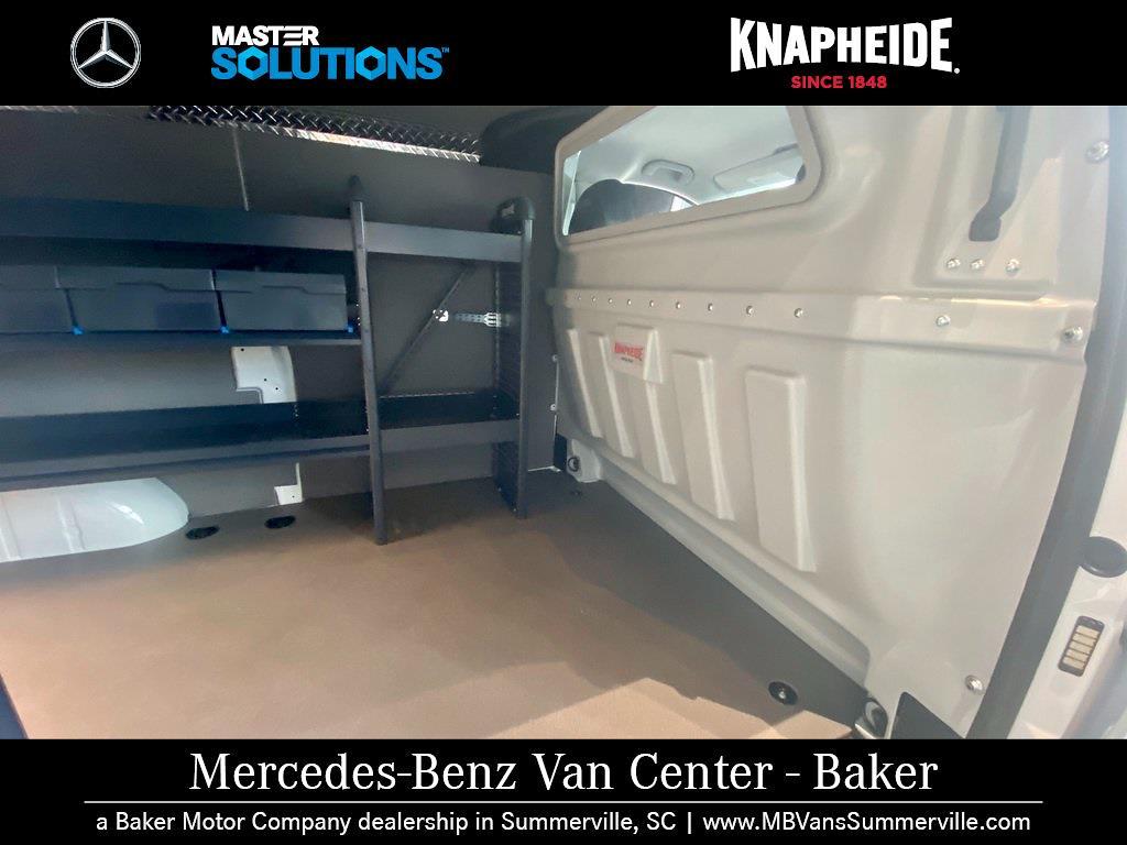 2020 Mercedes-Benz Metris 4x2, Knapheide Pro-Series Upfitted Cargo Van #MV0040 - photo 12