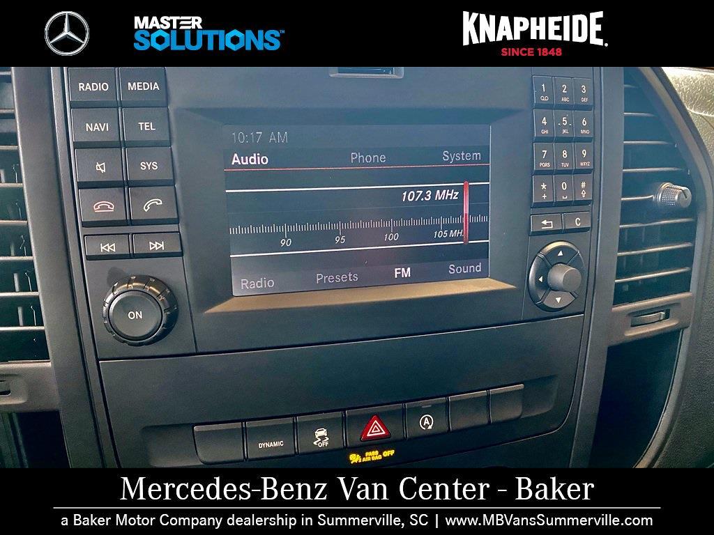 2020 Mercedes-Benz Metris 4x2, Knapheide Pro-Series Upfitted Cargo Van #MV0040 - photo 16
