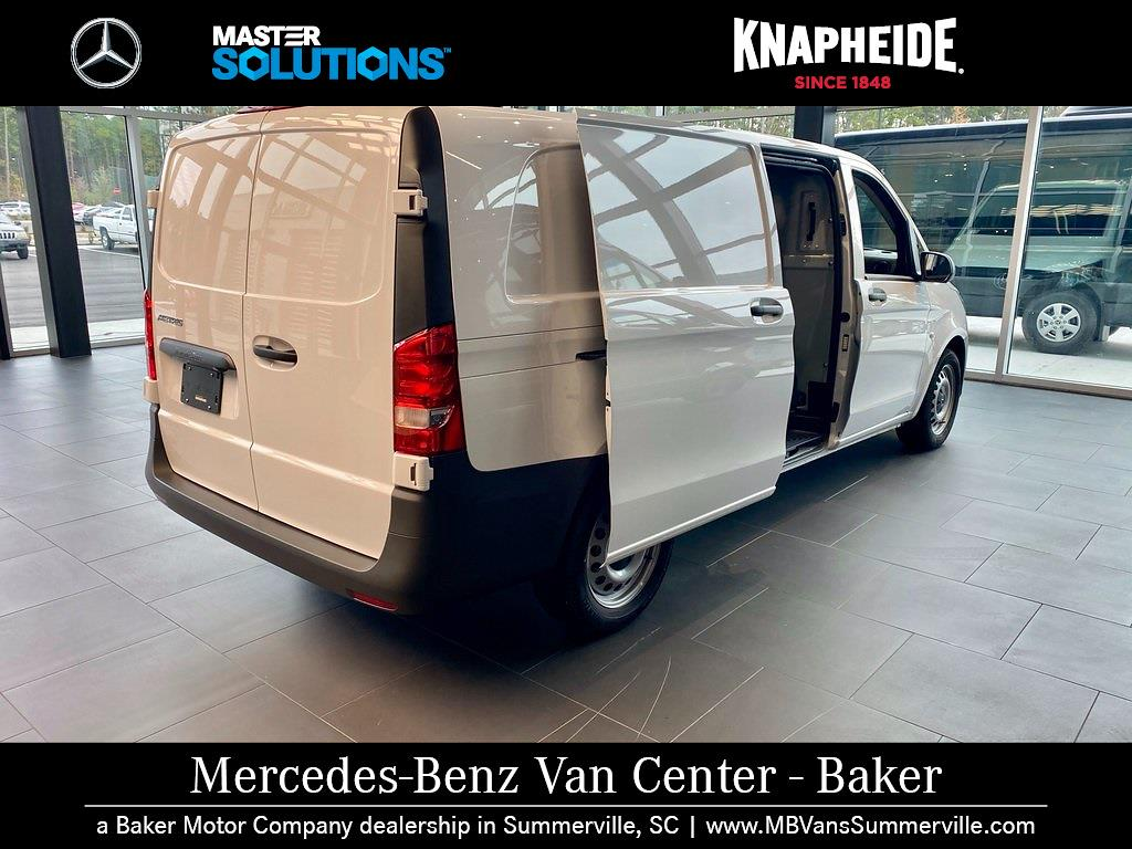 2020 Mercedes-Benz Metris 4x2, Knapheide Pro-Series Upfitted Cargo Van #MV0040 - photo 5