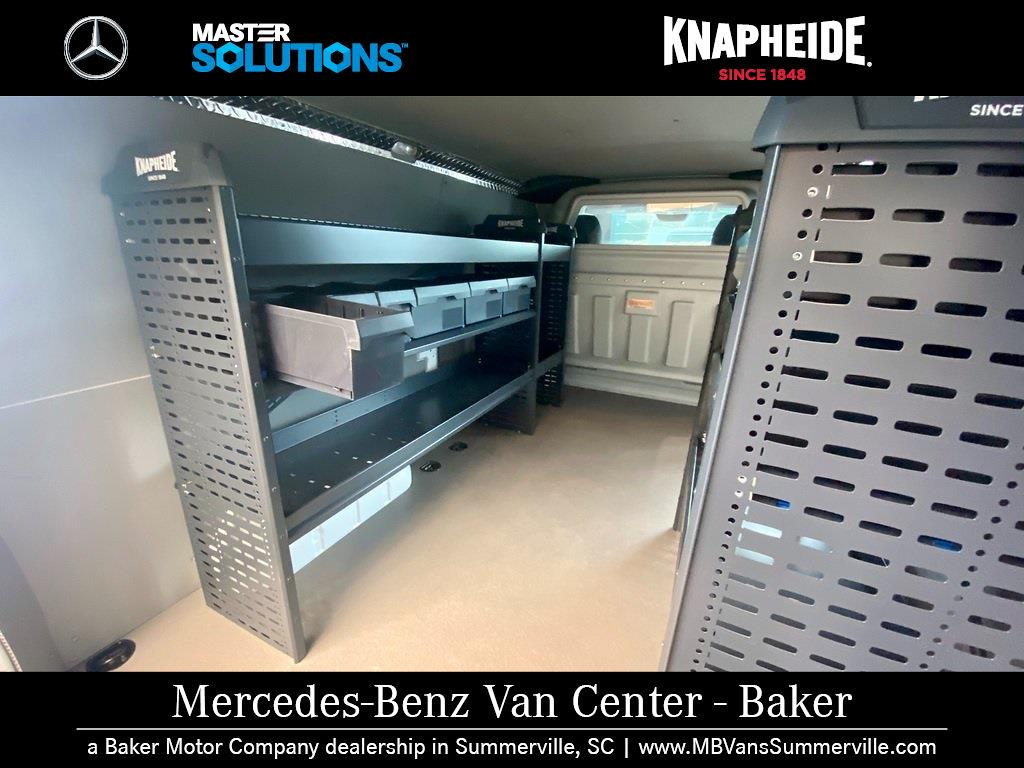 2020 Mercedes-Benz Metris 4x2, Knapheide Upfitted Cargo Van #MV0040 - photo 1