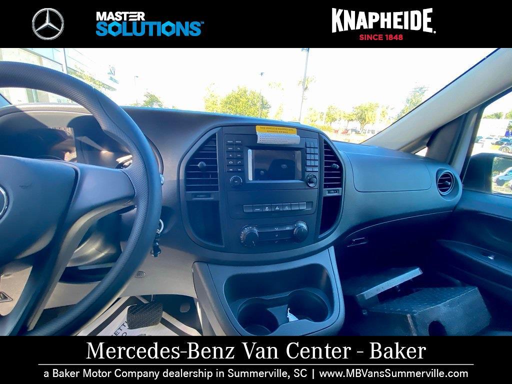 2020 Mercedes-Benz Metris 4x2, Knapheide Pro-Series Upfitted Cargo Van #MV0040 - photo 24