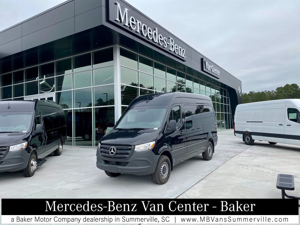 2020 Mercedes-Benz Sprinter 1500 Standard Roof 4x2, Empty Cargo Van #MV0041 - photo 1