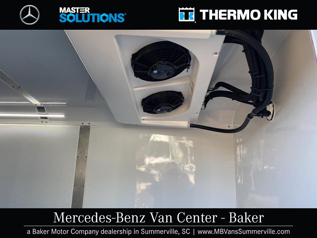2020 Mercedes-Benz Sprinter 2500 4x2, Thermo King Direct-Drive Refrigerated Body #MV0043 - photo 13