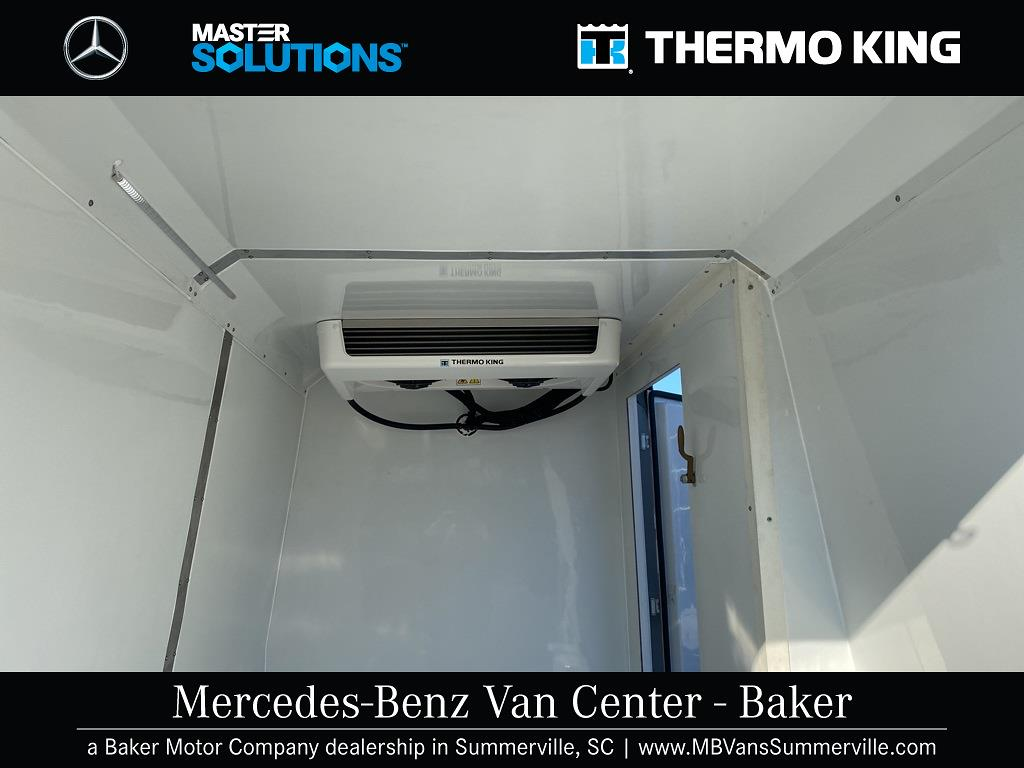 2020 Mercedes-Benz Sprinter 2500 4x2, Thermo King Direct-Drive Refrigerated Body #MV0043 - photo 18