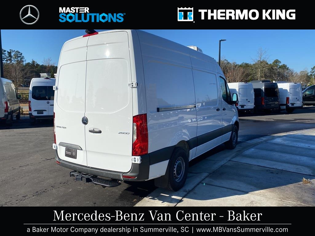 2020 Mercedes-Benz Sprinter 2500 4x2, Thermo King Direct-Drive Refrigerated Body #MV0043 - photo 5