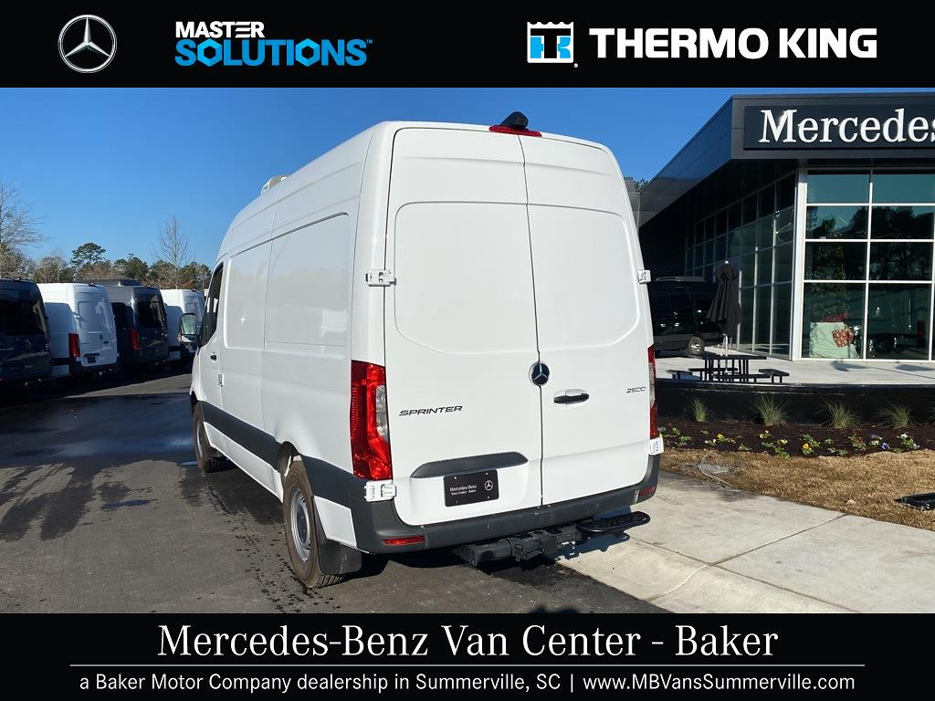 2020 Mercedes-Benz Sprinter 2500 4x2, Thermo King Direct-Drive Refrigerated Body #MV0043 - photo 6
