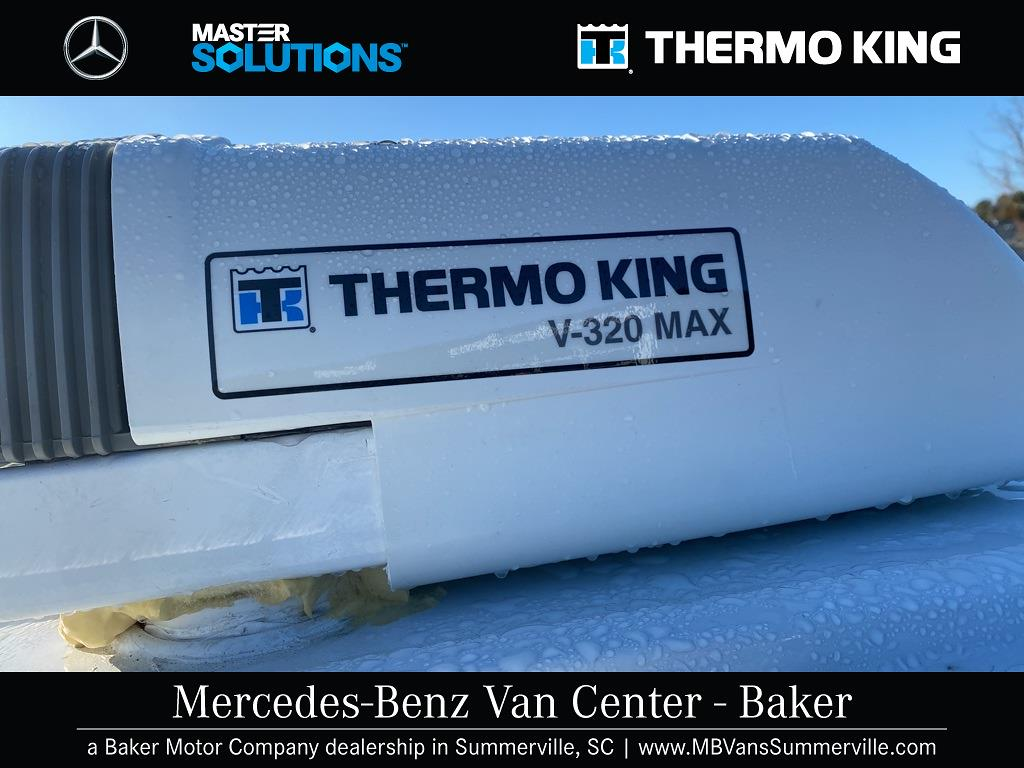 2020 Mercedes-Benz Sprinter 2500 4x2, Thermo King Direct-Drive Refrigerated Body #MV0043 - photo 7