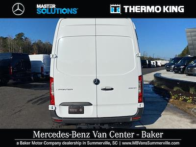 2020 Mercedes-Benz Sprinter 2500 4x2, Thermo King Direct-Drive Refrigerated Body #MV0043 - photo 16