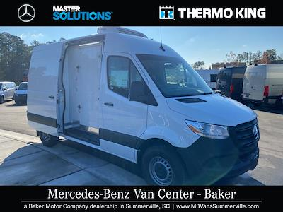 2020 Mercedes-Benz Sprinter 2500 4x2, Thermo King Direct-Drive Refrigerated Body #MV0043 - photo 8