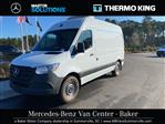 2020 Mercedes-Benz Sprinter 2500 4x2, Thermo King Direct-Drive Refrigerated Body #MV0043 - photo 1