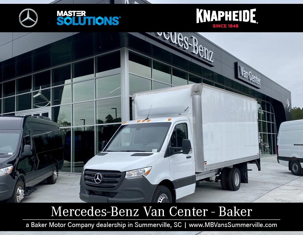 2020 Mercedes-Benz Sprinter 3500XD DRW 4x2, Knapheide Dry Freight #MV0047 - photo 1