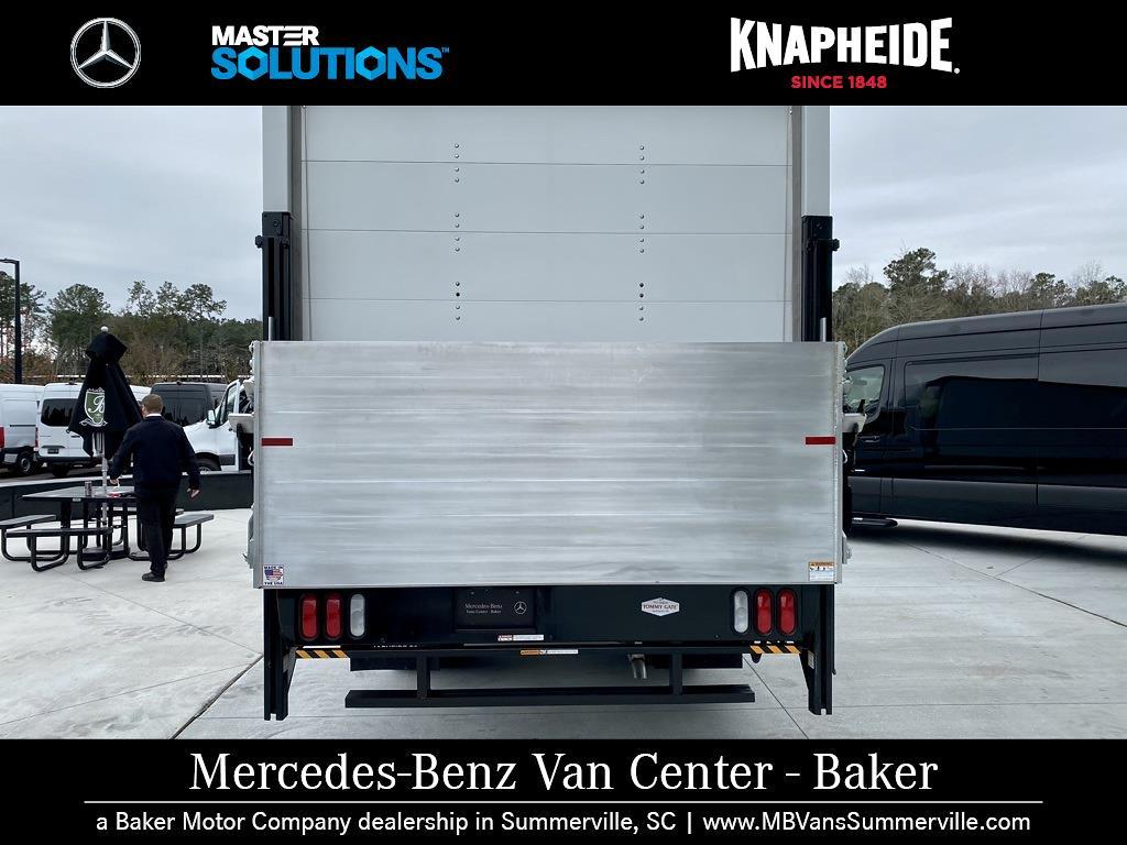 2020 Mercedes-Benz Sprinter 3500XD DRW 4x2, Knapheide KVA Dry Freight #MV0047 - photo 4