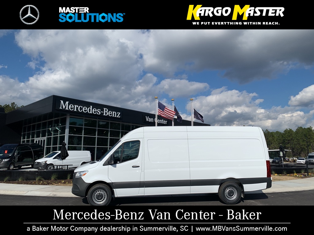 2020 Mercedes-Benz Sprinter 2500 High Roof 4x2, Kargo Master Upfitted Cargo Van #MV0049 - photo 1