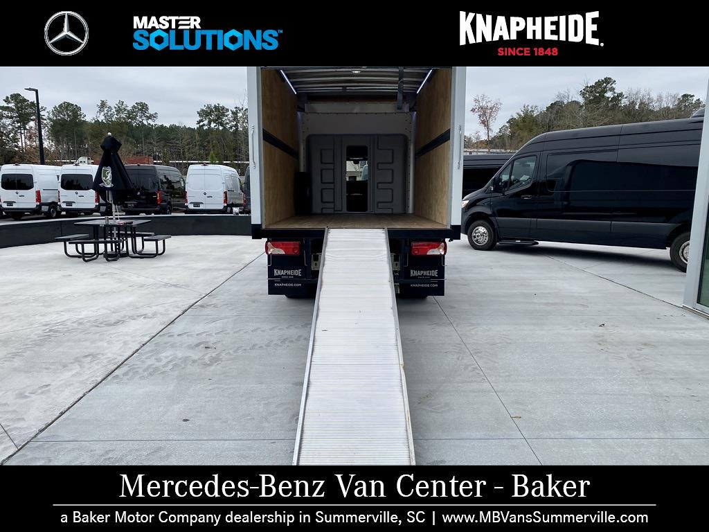 2020 Mercedes-Benz Sprinter 3500XD DRW 4x2, Knapheide Dry Freight #MV0050 - photo 1