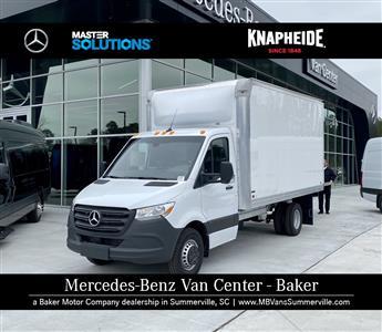 2020 Mercedes-Benz Sprinter 3500XD DRW 4x2, Knapheide Pro-Series Dry Freight #MV0050 - photo 1
