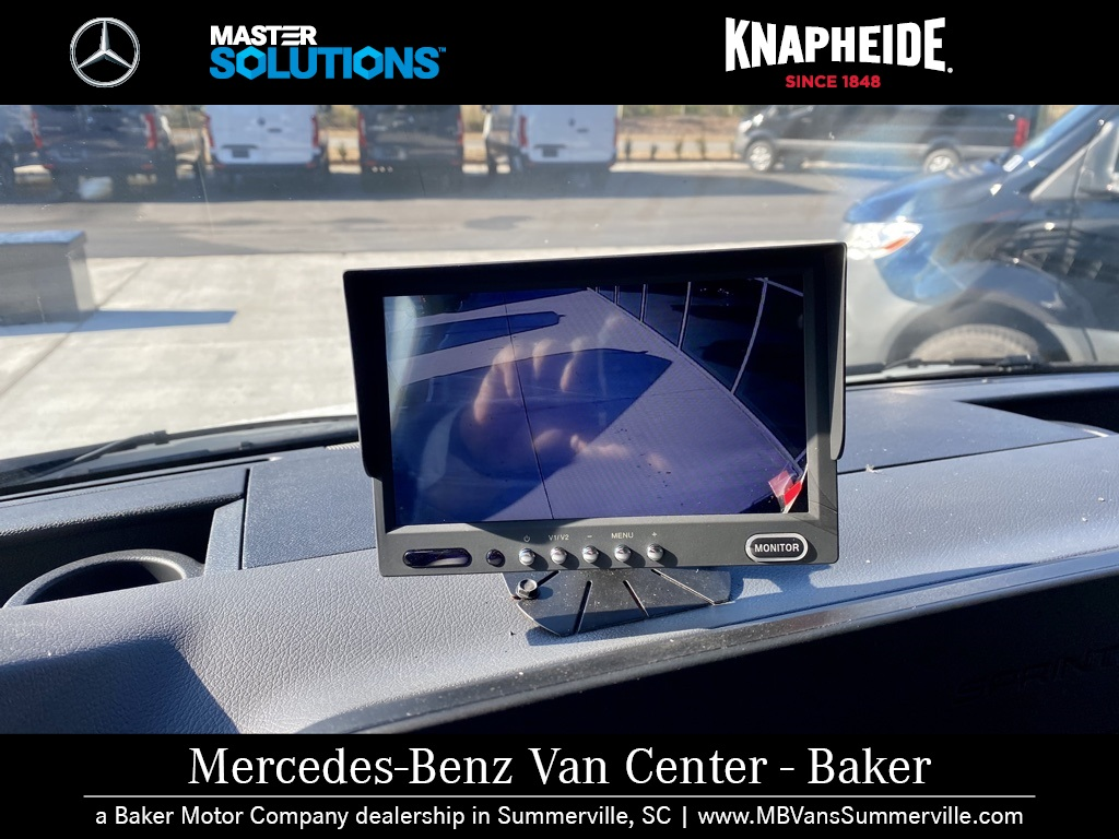 2020 Mercedes-Benz Sprinter 3500XD DRW 4x2, 14 Foot Knapheide Box #MV0051 - photo 5