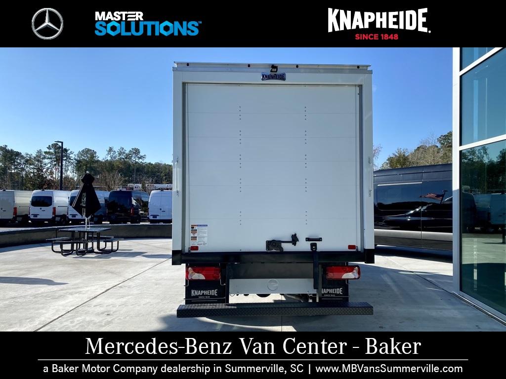 2020 Mercedes-Benz Sprinter 3500XD DRW 4x2, 14 Foot Knapheide Box #MV0051 - photo 7