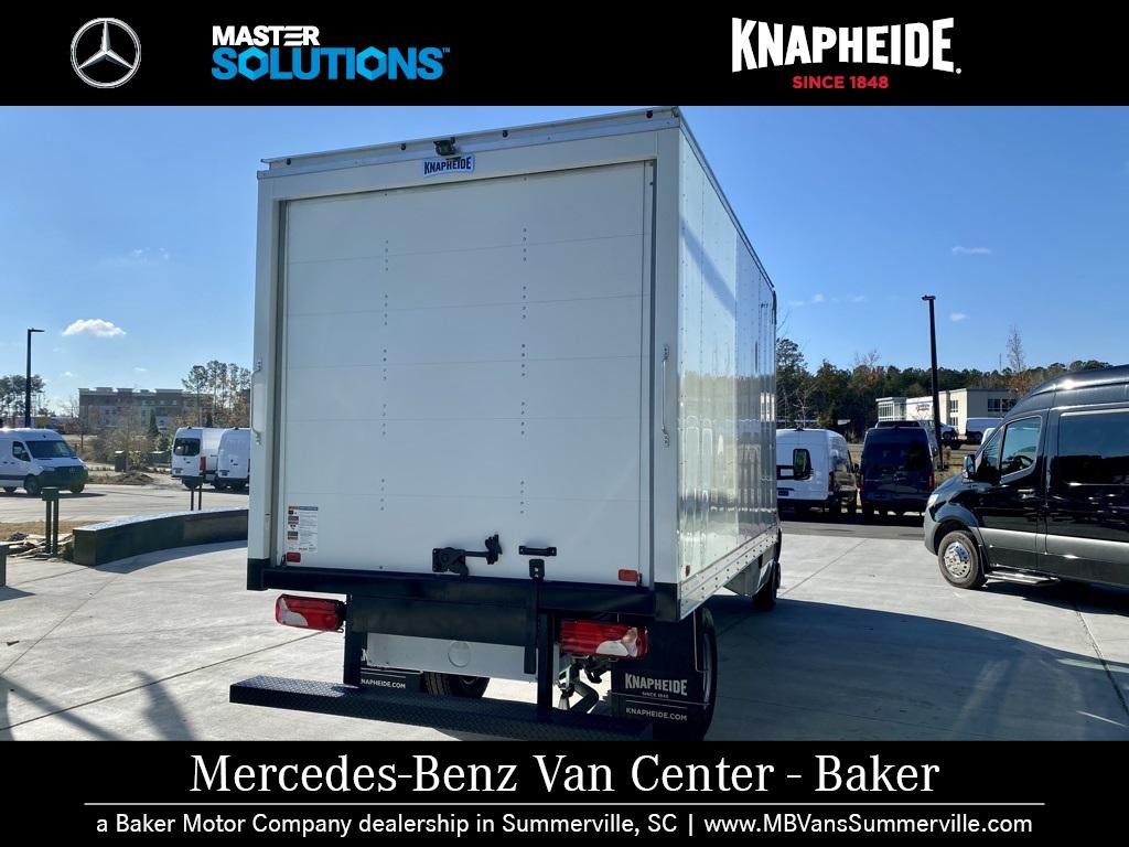 2020 Mercedes-Benz Sprinter 3500XD DRW 4x2, 14 Foot Knapheide Box #MV0051 - photo 3