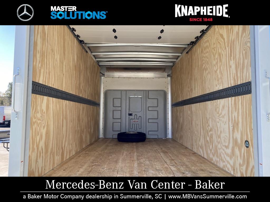 2020 Mercedes-Benz Sprinter 3500XD DRW 4x2, 14 Foot Knapheide Box #MV0051 - photo 1