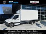 2020 Mercedes-Benz Sprinter 3500XD DRW 4x2, 14 Foot Knapheide Box #MV0051 - photo 4