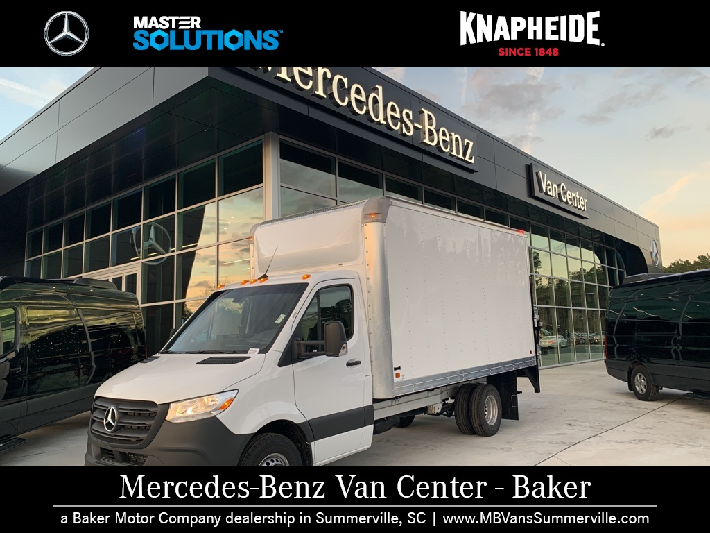 2020 Mercedes-Benz Sprinter 3500XD DRW 4x2, Knapheide Dry Freight #MV0052 - photo 1